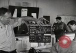 Image of Pilots board aircraft United States USA, 1950, second 2 stock footage video 65675023557