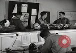 Image of Pilots board aircraft United States USA, 1950, second 8 stock footage video 65675023557