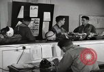 Image of Pilots board aircraft United States USA, 1950, second 9 stock footage video 65675023557