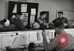 Image of Pilots board aircraft United States USA, 1950, second 10 stock footage video 65675023557
