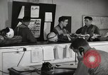 Image of Pilots board aircraft United States USA, 1950, second 11 stock footage video 65675023557
