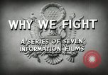 Image of Why We Fight Europe, 1941, second 10 stock footage video 65675023562
