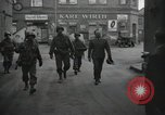 Image of United States Infantry troops Leipzig Germany, 1945, second 6 stock footage video 65675023569