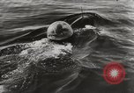 Image of German Neger one-man torpedo carrier craft Lubeck Germany, 1944, second 12 stock footage video 65675023573
