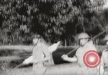 Image of British officers surrender Singapore, 1942, second 7 stock footage video 65675023575
