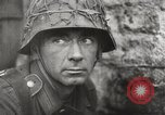 Image of German troops on watch in combat with British forces Europe, 1944, second 4 stock footage video 65675023576