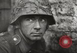 Image of German troops on watch in combat with British forces Europe, 1944, second 5 stock footage video 65675023576
