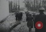 Image of German Colonel General Georg Lindemann on Eastern Front Italy, 1943, second 5 stock footage video 65675023579