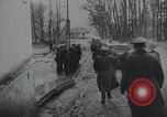 Image of German Colonel General Georg Lindemann on Eastern Front Italy, 1943, second 6 stock footage video 65675023579