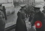 Image of German Colonel General Georg Lindemann on Eastern Front Italy, 1943, second 12 stock footage video 65675023579