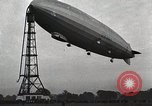 Image of United States Navy Dirigible Los Angeles Dearborn Michigan USA, 1924, second 10 stock footage video 65675023589