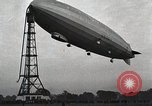 Image of United States Navy Dirigible Los Angeles Dearborn Michigan USA, 1924, second 12 stock footage video 65675023589