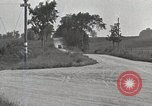 Image of Ford vehicle convoy United States USA, 1918, second 5 stock footage video 65675023593