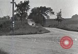 Image of Ford vehicle convoy United States USA, 1918, second 7 stock footage video 65675023593