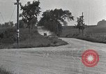 Image of Ford vehicle convoy United States USA, 1918, second 8 stock footage video 65675023593