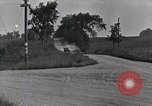 Image of Ford vehicle convoy United States USA, 1918, second 9 stock footage video 65675023593