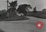 Image of Ford vehicle convoy United States USA, 1918, second 10 stock footage video 65675023593