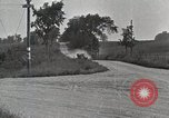 Image of Ford vehicle convoy United States USA, 1918, second 11 stock footage video 65675023593