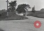 Image of Ford vehicle convoy United States USA, 1918, second 12 stock footage video 65675023593