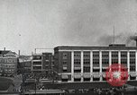 Image of Ford Plant Highland Park Michigan USA, 1918, second 10 stock footage video 65675023597