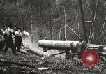 Image of workers load timber United States USA, 1926, second 7 stock footage video 65675023598