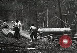 Image of workers load timber United States USA, 1926, second 12 stock footage video 65675023598