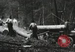 Image of Emergency Conservation Work members United States USA, 1933, second 6 stock footage video 65675023604