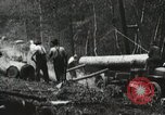 Image of Emergency Conservation Work members United States USA, 1933, second 8 stock footage video 65675023604