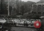Image of City college students break up snake dance New York United States USA, 1931, second 10 stock footage video 65675023613