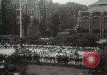 Image of City college students break up snake dance New York United States USA, 1931, second 12 stock footage video 65675023613