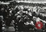 Image of opening of Hialeah racecourse Florida United States USA, 1931, second 12 stock footage video 65675023617