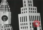 Image of architects dressed as buildings New York United States USA, 1931, second 13 stock footage video 65675023621