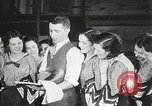 Image of Fast steppers in musical comedy Chicago Illinois USA, 1931, second 12 stock footage video 65675023635