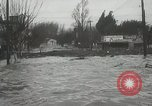 Image of flood in Buenos Aries Argentina, 1958, second 9 stock footage video 65675023636