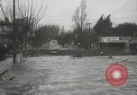 Image of flood in Buenos Aries Argentina, 1958, second 10 stock footage video 65675023636