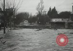 Image of flood in Buenos Aries Argentina, 1958, second 11 stock footage video 65675023636