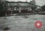 Image of flood in Buenos Aries Argentina, 1958, second 12 stock footage video 65675023636