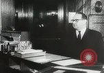 Image of introduction of Walkie Talkie in a hotel Vienna Austria, 1958, second 10 stock footage video 65675023637