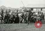 Image of negro soldiers playing musical instruments United States USA, 1917, second 1 stock footage video 65675023645