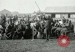 Image of negro soldiers playing musical instruments United States USA, 1917, second 2 stock footage video 65675023645