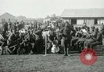 Image of negro soldiers playing musical instruments United States USA, 1917, second 4 stock footage video 65675023645