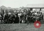 Image of negro soldiers playing musical instruments United States USA, 1917, second 8 stock footage video 65675023645