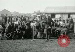 Image of negro soldiers playing musical instruments United States USA, 1917, second 10 stock footage video 65675023645