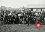 Image of negro soldiers playing musical instruments United States USA, 1917, second 11 stock footage video 65675023645