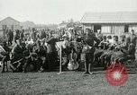 Image of negro soldiers playing musical instruments United States USA, 1917, second 12 stock footage video 65675023645