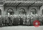 Image of US troops Koblenz Germany, 1918, second 9 stock footage video 65675023648