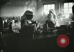 Image of Red Cross staff serve breakfast Nantes France, 1918, second 4 stock footage video 65675023649