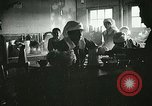 Image of Red Cross staff serve breakfast Nantes France, 1918, second 8 stock footage video 65675023649