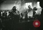 Image of Red Cross staff serve breakfast Nantes France, 1918, second 9 stock footage video 65675023649