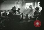 Image of Red Cross staff serve breakfast Nantes France, 1918, second 11 stock footage video 65675023649